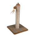 Sisal Wood Cat Scratch Tree