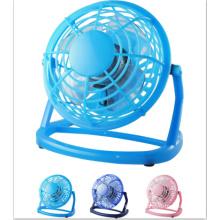 Ventilador eléctrico de 4 '' mini ventilador de mesa mini ventilador