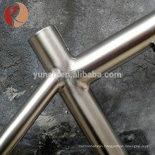 titanium fat bike frame GR1 GR2 Seamless titanium pipe stock price