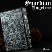 Marvec Dual 18650 Tegangan Variabel 218W Box Mod