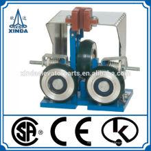GDX01 sapata guia de rolos para contrapeso para elevador de alta velocidade peça de reposição elevador