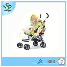 Multi-Function Baby Buggy with Rain Cover Double Foot Brake (SH-B9)
