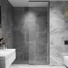 Seawin Enclosure Bathroom Stainless Steel Tempered Glass Corner Luxury Frame Rooms Shower Door
