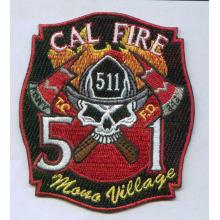 Nome de Aldeias Patch City View Badge (GZHY-PATCH-012)