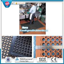 Anti Slip Rubber Mat Anti Fatigue Rubber Mat Workshop Rubber Flooring Mat