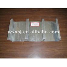 Galvanisé acier plancher métallique, tôle de platelage