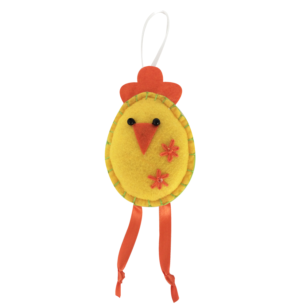 Easter 3d Chick Hanging Ornaments Decorations