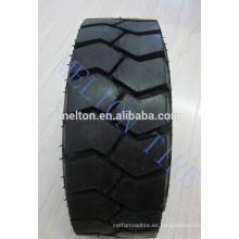 neumático neumático de la carretilla elevadora del neumático industrial 38x16-20 + tubo + pared lateral de la cena de la aleta