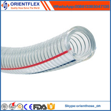 High Quality Spiral Light PVC Steel Wire Reinforced Hose