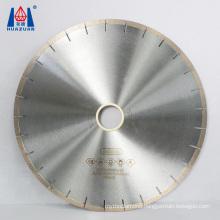 450mm Huazuan new materials cutting tools diamond saw blades for dekton plate
