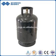 Zusammengesetzte 6kg LPG-Hochdruckgasflasche mit Campingbrenner