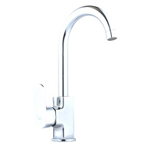 2012 Brass Kitchen Faucets with Surface Chrome Plated