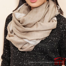 Hot Hijab Mulheres Sexy Lochmere Cachemira Made Scarf