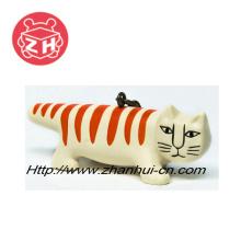 Gato juguete anillo clave (zh-pkt001)