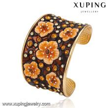 bracelet-218 Xuping mode mariage indien plaqué or Big bracelets bracelets