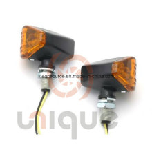Universal Corner Cateye Turn Signal Light for Motorcycles