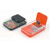 Dispensador magnético del clip de papel del proveedor de la fábrica para la oficina usada