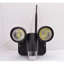 New motion detection alarm tracking covert pir light camera for home security system