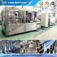 Completar agua Mineral de baja inversión precio máquina/embotellado de la fábrica de la máquina de llenado