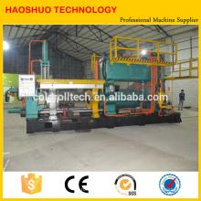 Aluminium Extrusion Pressmaschine Kontinuierlicher Extruder für Aluminiumprofilierung