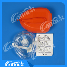 Медицинская расходуемая маска CPR первой помощи