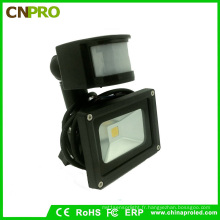 Projecteur à détecteur de mouvement ultra lumineux de 10 W
