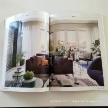 Custom A4 A3 A5 Advertising Flyer Booklet Catalog Brochure Magazine Book Printing