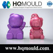 Molde plástico da injeção do urso do brinquedo do Hq