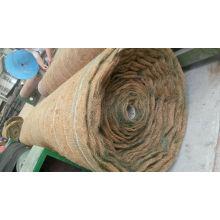 Manta ecológica y de plantación Manta desmenuzada de coco Manta degradable