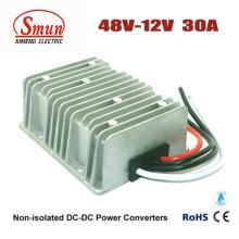 Fuente de alimentación del convertidor de 48V a 12V 30A 360W DC DC