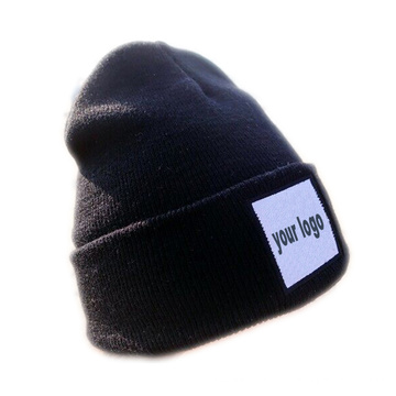 Chapéu de gorro desleixo de inverno Oversize