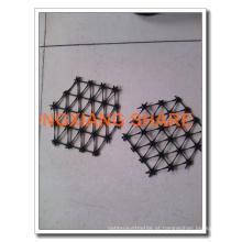 Tecido de pavimentação Tecido Poliéster / Pet Geogrid 60-30 80-30 100-30 120-30 150-30 200-30 400-30 Maior Fábrica