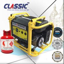 CLASSIC (CHINA) Générateur de gaz à gaz naturel fiable, générateur portable à gaz naturel, générateur portable à gaz naturel pour la maison