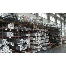 6063 6061 Tige en aluminium T4 T6