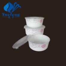 Opal resistente ao calor vidro-3PCS salada Bowl conjunto