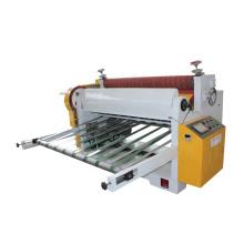 Reel paper sheet cutter/corrugated cardboard cutting machine