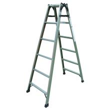 Duplo lado escada alumínio carga máxima 100kg