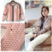 Warp Knitted Comfortable High Breathable Polyester 3D Air Mesh Fabric для одежды