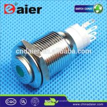 Daier LAS2-16H-11D Interruptor de Tato Iluminado