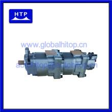 hydraulische Zahnradpumpe 705-55-33080 für Komatsu
