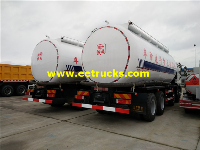 Dry Powder Delivery Trucks