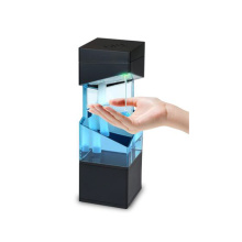 APEX Automatic Touchless Transparent Soap Container
