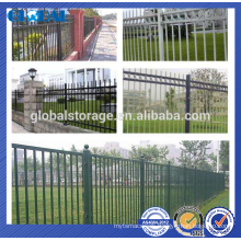 Hot sale steel security wire mesh fence for protection