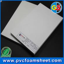 Placa de espuma de co-extrusão de PVC para armário