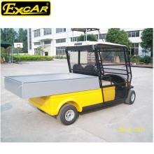 Chariot de golf utilitaire avec lit de chargement arrière