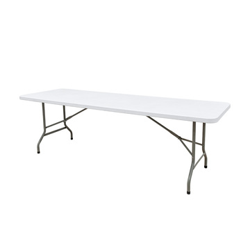 Table de réunion pliante rectangle 8ft pour entreprise