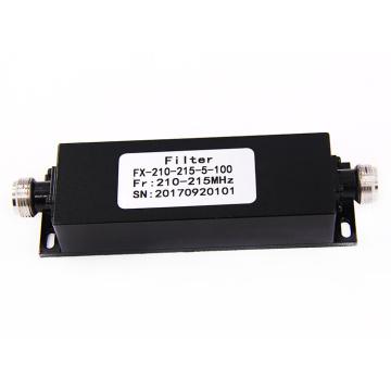 210-215mhz высокая НФ НЖ Полоса пропускания остановка активной мощности ВЧ полость кабельного телевидения фильтр низких частот