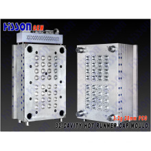 32-Cavity 28mm Pco Bpf Plastic Cap Injection Mold