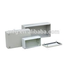 Custom stamping powder coating distrubution box