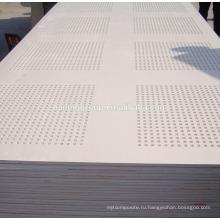 Бумаги Перед Акустическая Ценам Стандартный Гипс Потолок Доска
